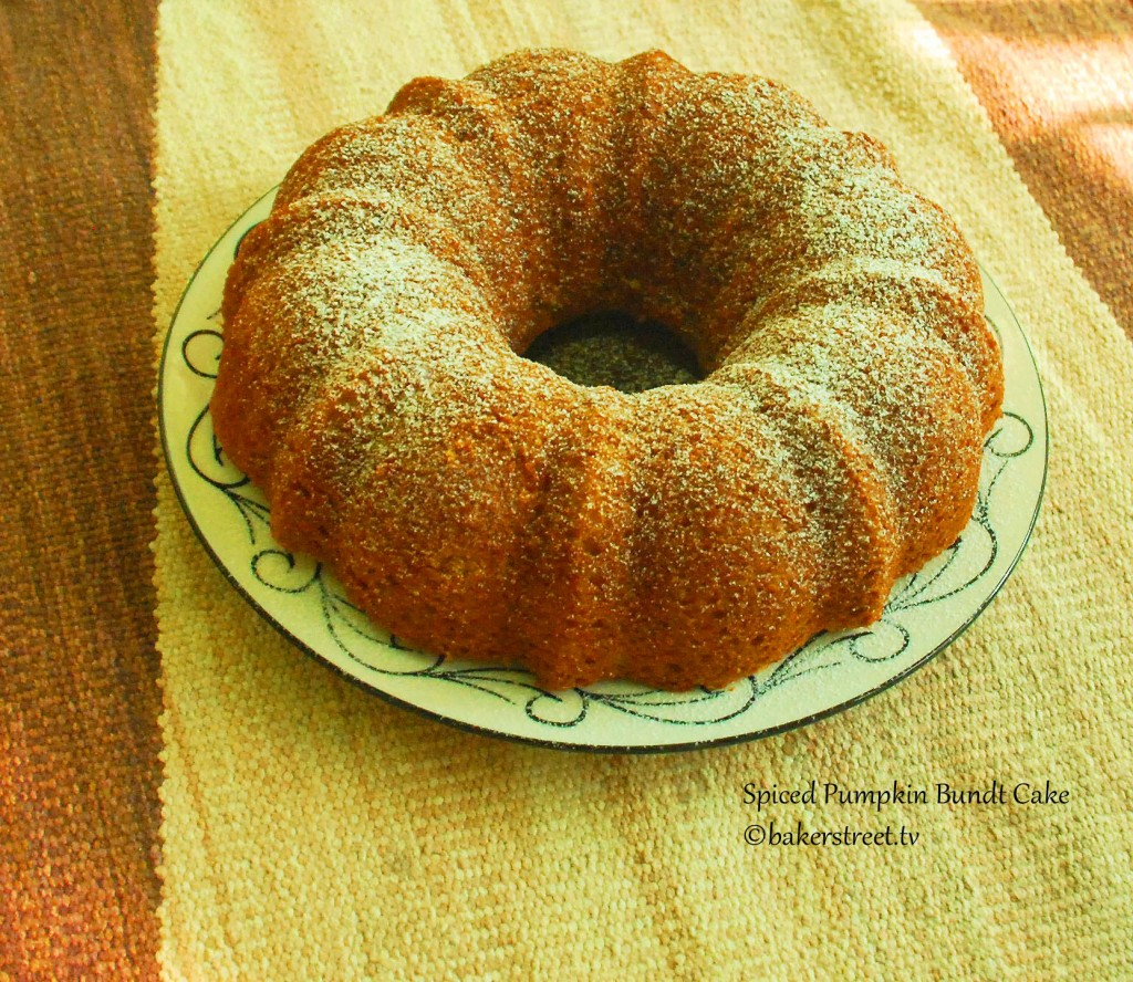 How To Get A Cake Out Of The Bundt Pan