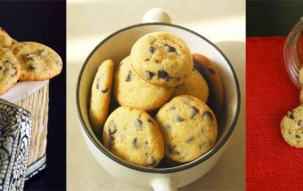 Chocolate Chip Cookie Collage1