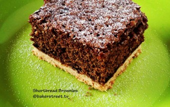 Shortbread Brownies