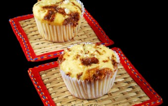 Twix Blondie Muffins | Sept 10, 2012