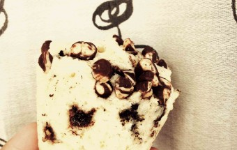 Chocolate Chop Topped Oreo Muffins1