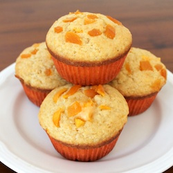 Stacy | Food Lust People Love | Double Mango Muffins