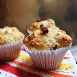 Stacy | Food Lust People Love | Brie and Bacon Muffins